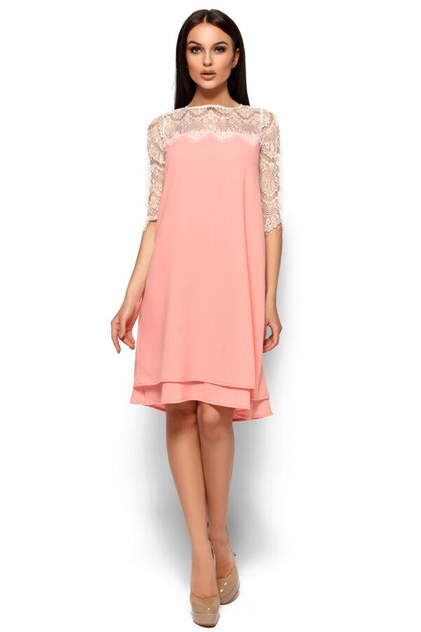 Платье Натти Персик Karree