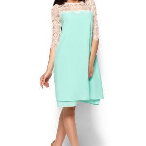 Платье Натти Ментоловый Karree купить Платье