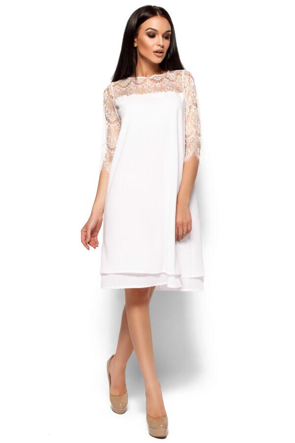 Платье Натти Белый Karree