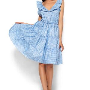 Платье Алексис Голубой Karree купить Платье