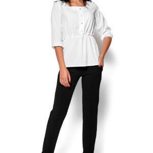 Блуза Орланда Белый Karree купить Блуза