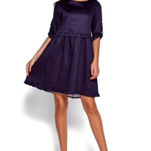 Платье Джита Темно-синий Karree купить Платье