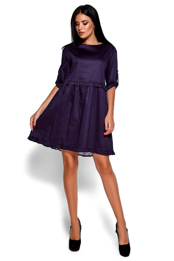 Платье Джита Темно-синий Karree