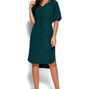 Платье Джазелин Темно-зеленый Karree купить Платье