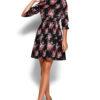 Платье Стилла Черный Karree