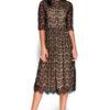 Платье Шанти Черный Karree