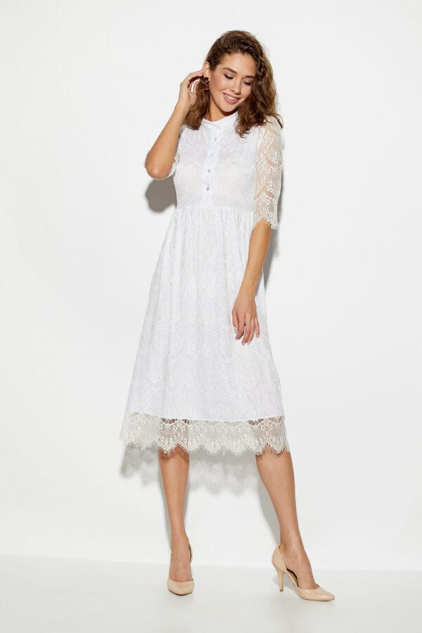 Платье Шанти Белый Karree