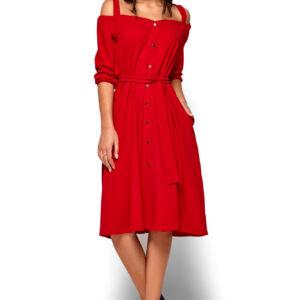 Платье Летиция Красный Karree купить Платье