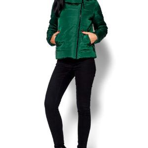 Куртка Адриана Зеленый Karree купить Куртка