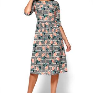 Платье Эмилия Черный Karree купить Платье
