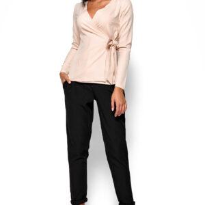 Блуза Сабрина Кремовый Karree купить Блуза