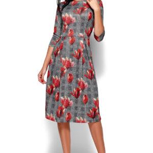 Платье Амелла Коралл Karree купить Платье