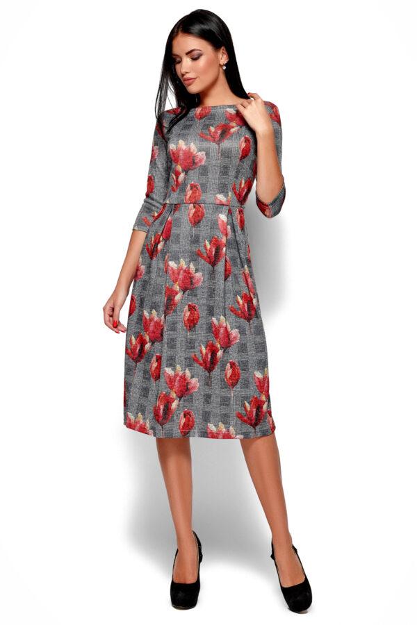 Платье Амелла Коралл Karree