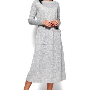Платье Николетта Серый Karree купить Платье