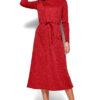 Платье Николетта Красный Karree