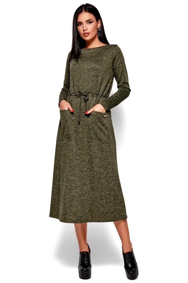 Платье Николетта Хаки Karree