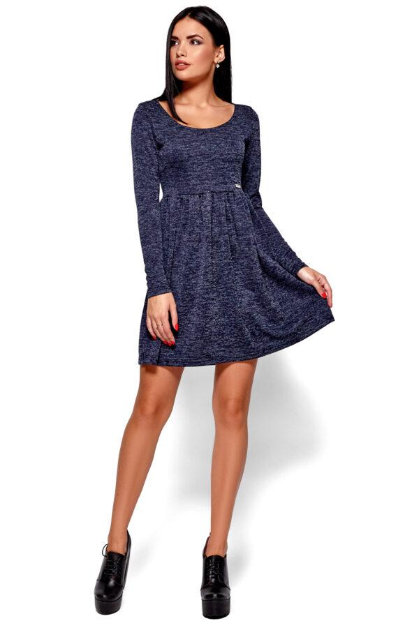 Платье Канни Темно-синий Karree
