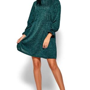 Платье Павлина Темно-зеленый Karree купить Платье
