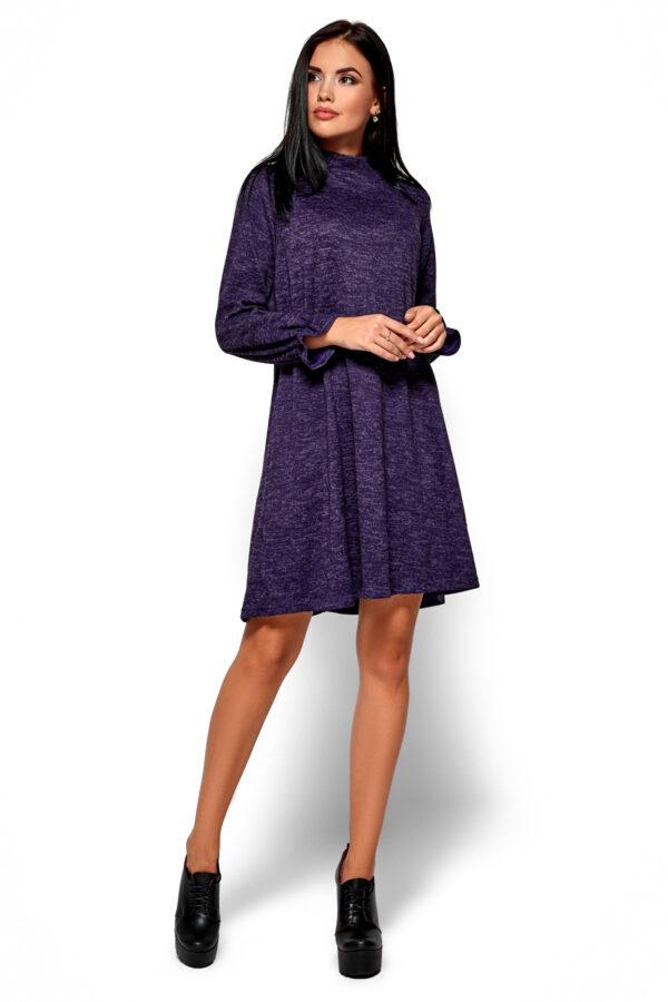 Платье Павлина Фиолетовый Karree
