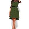 Платье Айлин Хаки Karree