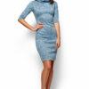 Платье Монтенегро Голубой Karree
