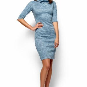 Платье Монтенегро Голубой Karree купить Платье
