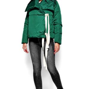 Куртка Селеста Зеленый Karree купить Куртка