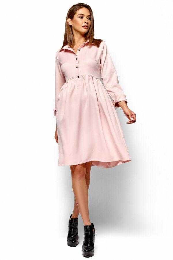 Платье Триша Пудровый Karree