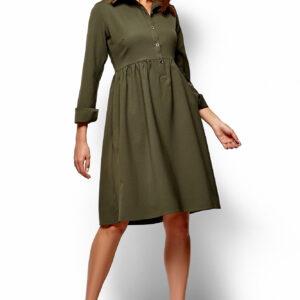 Платье Триша Хаки Karree купить Платье