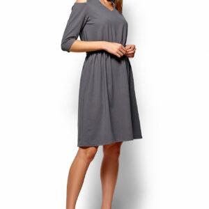 Платье Злата Серый Karree купить Платье