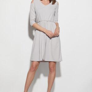 Платье Злата Светло-серый Karree купить Платье