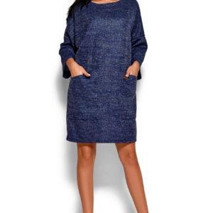 Платье Деми Темно-синий Karree купить Платье