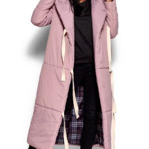 Пальто Тейлор Пыльно-розовый Karree купить Куртка