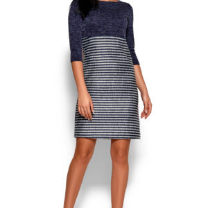 Платье Кайа Темно-синий Karree купить Платье