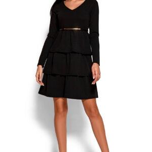 Платье Шарлиз Черный Karree купить Платье