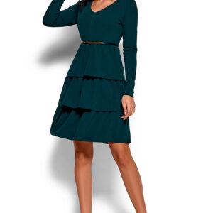 Платье Шарлиз Темно-зеленый Karree купить Платье