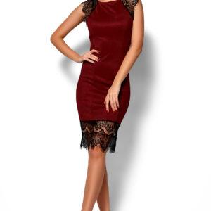 Платье Алира Марсала Karree купить Вечернее платье