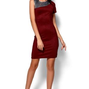 Платье Зара Марсала Karree купить Вечернее платье