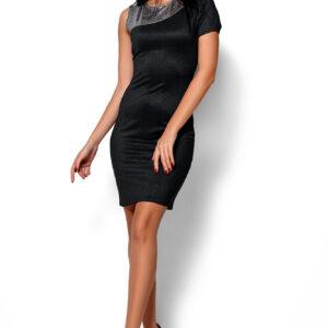Платье Зара Черный Karree купить Вечернее платье