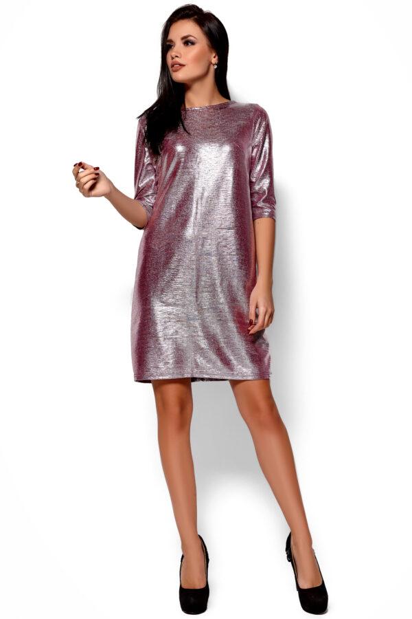 Платье Ирен Розовый Karree