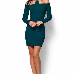 Платье Юлиана Темно-зеленый Karree купить Платье