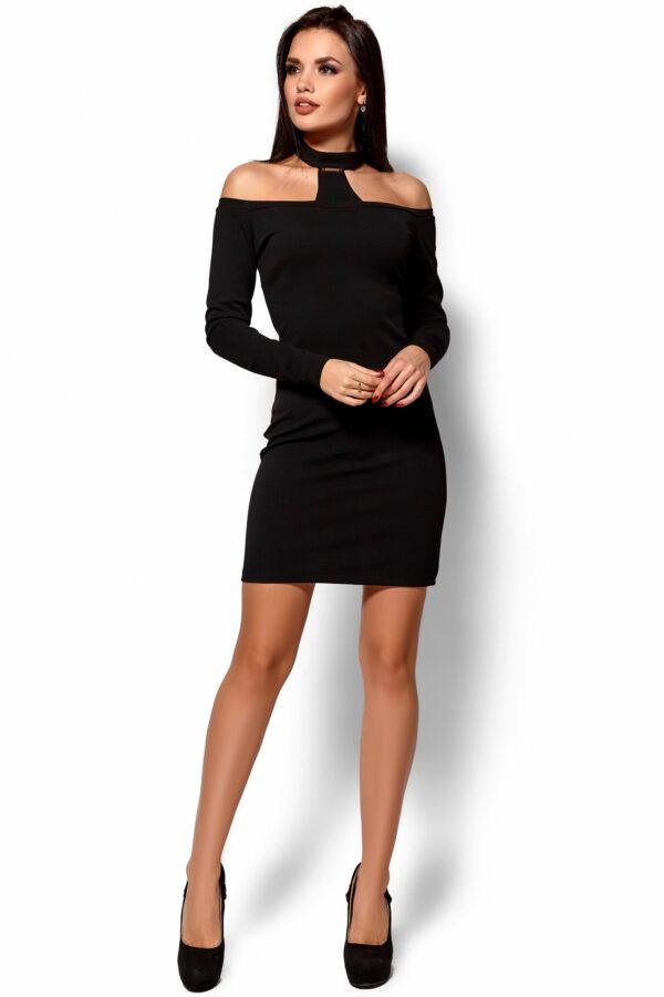 Платье Юлиана Черный Karree