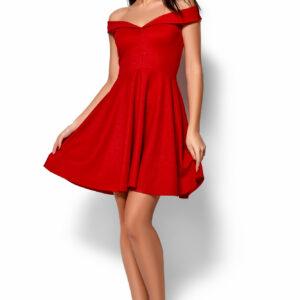 Платье Айла Красный Karree купить Вечернее платье