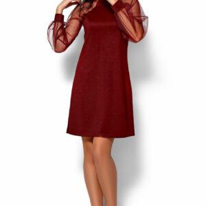Платье Рената Марсала Karree купить Вечернее платье
