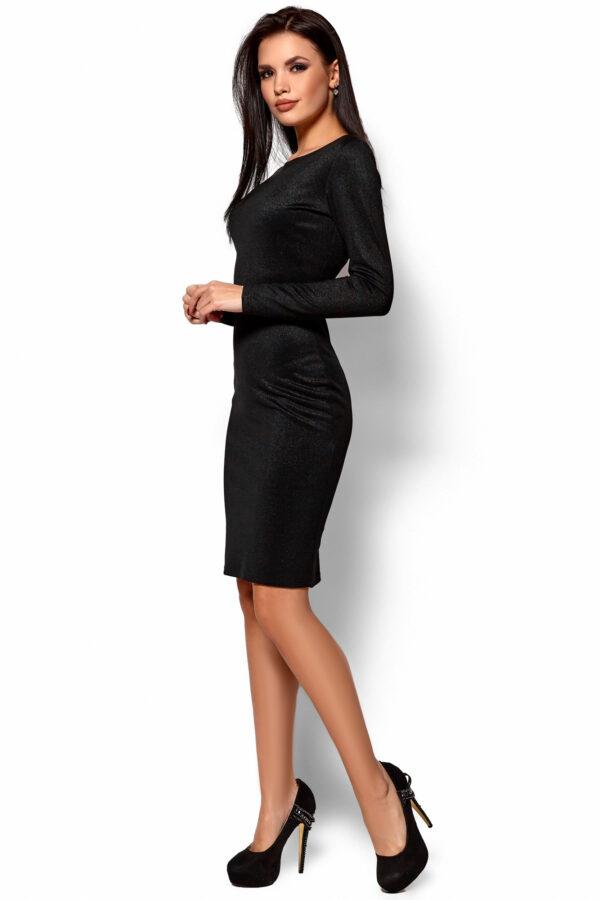 Платье Люси Черный Karree