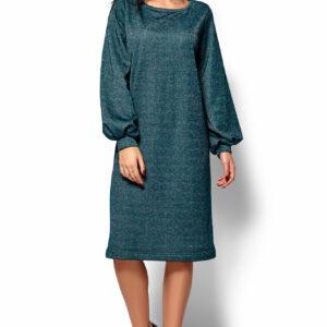 Платье Нино Темно-зеленый Karree купить Платье