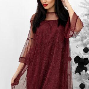 Платье Иви Марсала Karree купить Вечернее платье