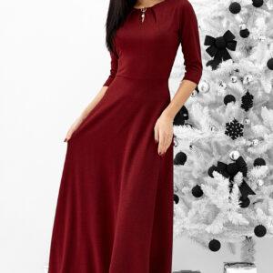 Платье Лилит Марсала Karree купить Вечернее платье