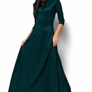 Платье Лилит Темно-зеленый Karree купить Вечернее платье