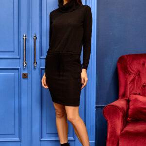 Платье Дилара Черный Karree купить Платье